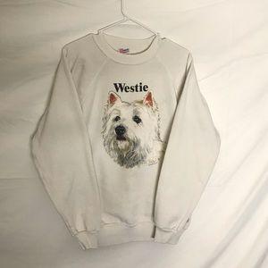 VTG Westie Crewneck Sweatshirt